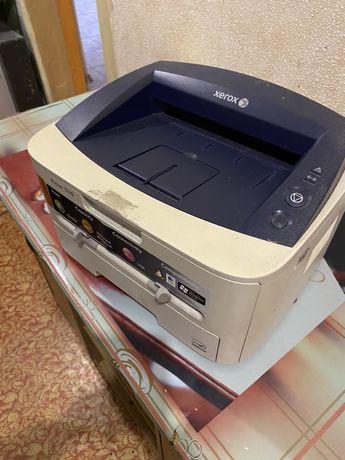 Принтер Xerox лазерный в нерабочем состоянии