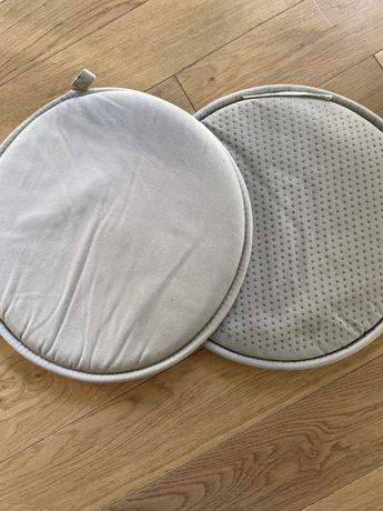 Poduszka na krzeslo ikea okragle