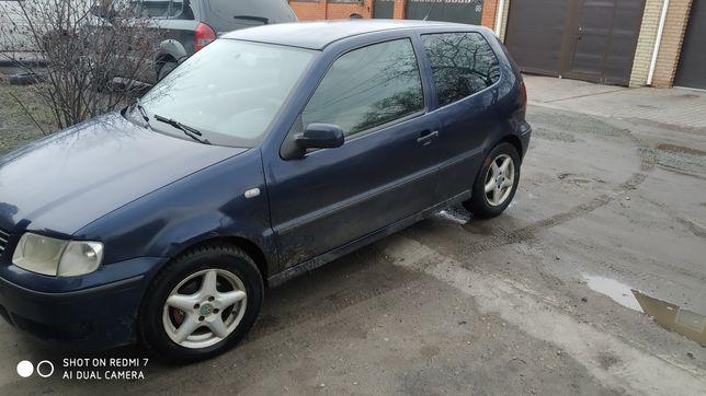Volkswagen I polo 2002г