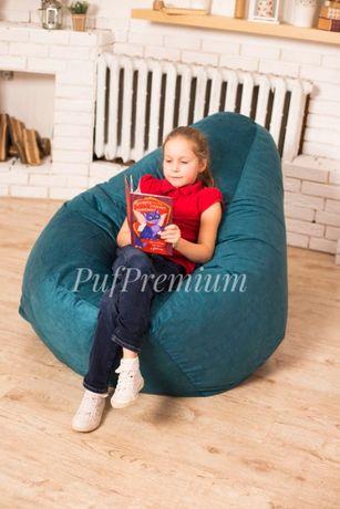 Большое Кресло мешок Груша! + Пуф в подарок