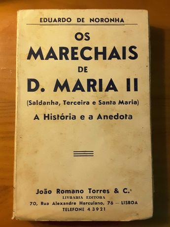 Os Marechais de D. Maria II / O Tractado Anglo-Portuguez (1884)