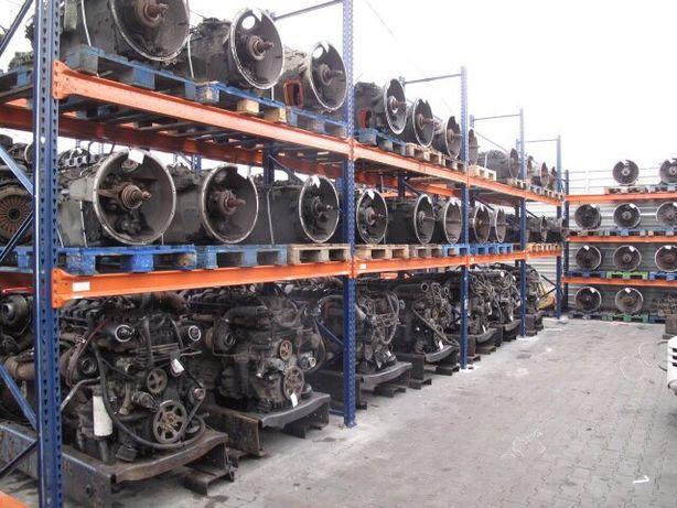 Motores e caixas de Camião Camiões Pesados