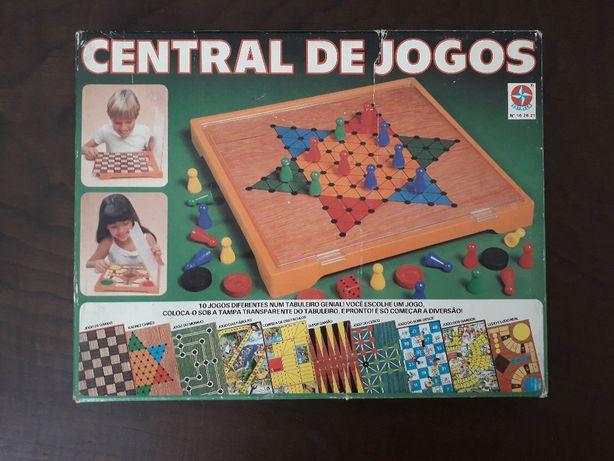 Jogo Central de Jogos