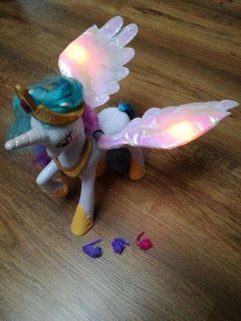Świecąca Celestia, konik pony