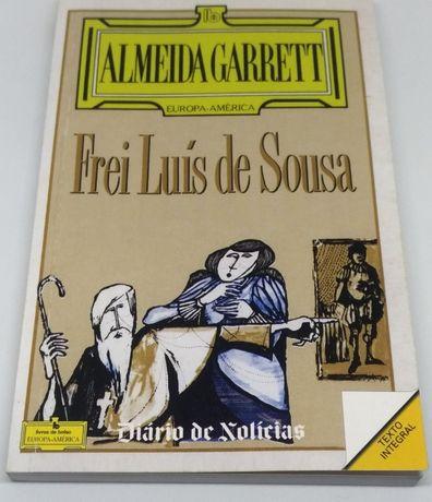 Livro Frei Luis de Sousa - Classicos - Portes Grátis