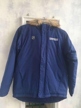 Куртка зима хоккей 140 -152 р