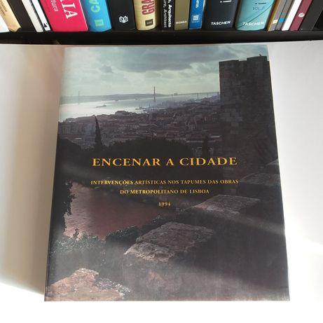 """Livro """"Encenar a Cidade"""""""