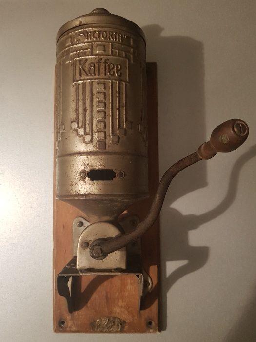 Stary młynek do kawy Sosnowiec - image 1