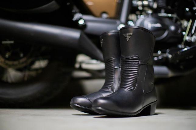 NOWE buty motocyklowe damskie Shima Monaco