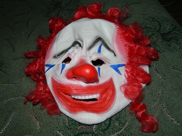 Маска Клоуна резиновая