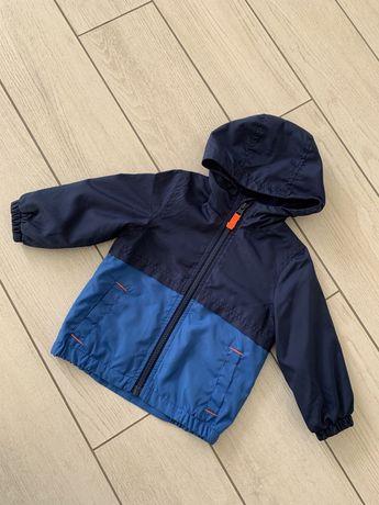 """Ветровка, тонкая куртка на весну на 9-12 мес на мальчика """"Carter's"""""""