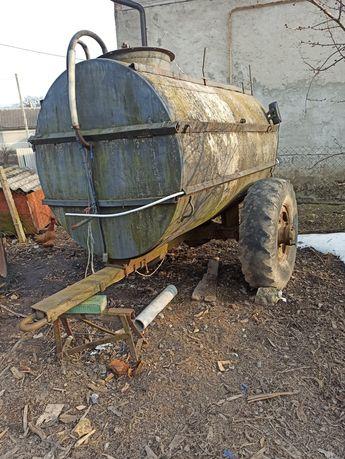 Бочка до трактора 3,5 куба
