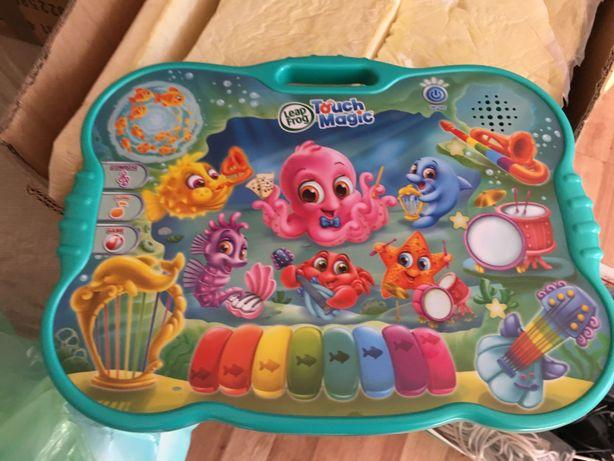 Panel do łóżeczka Zabawka grająca