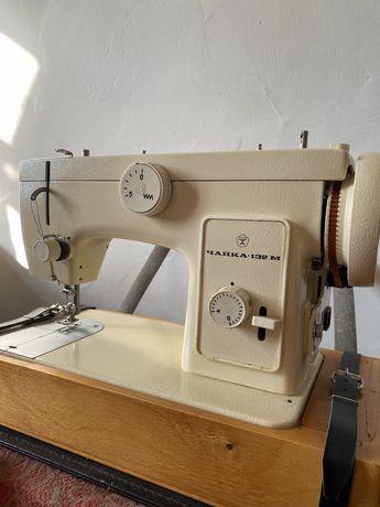 Швейная машинка Чайка 132 м электро