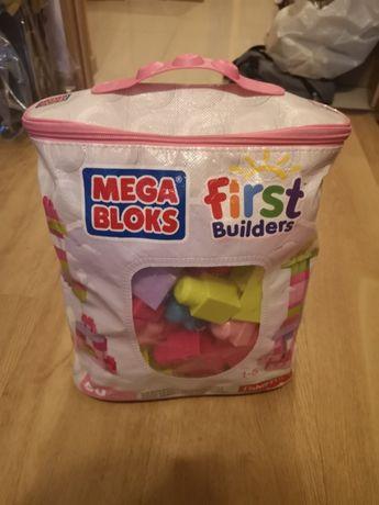 Klocki Mega Bloks jak nowe