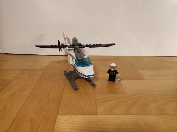 Lego 7741 Śmigłowiec Policyjny+ instrukcja!
