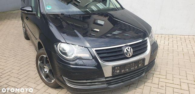Volkswagen Touran FREESTYLE Rns 510 2.0 TDI 140 KM