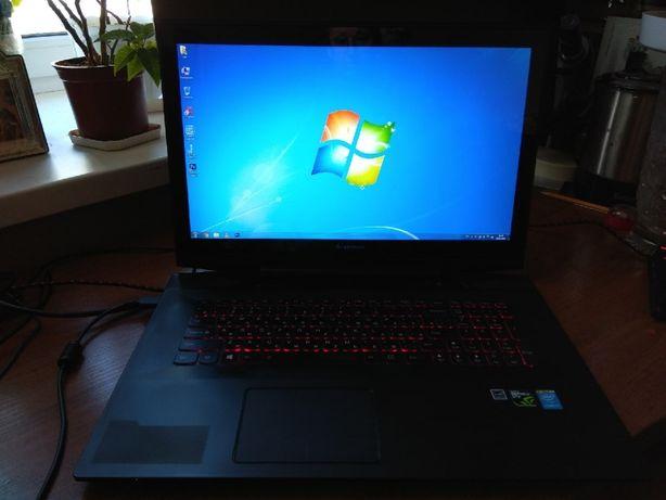 Игровой ноутбук Lenovo Ideapad Y70-70