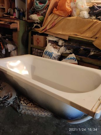 Продается стальная ванна