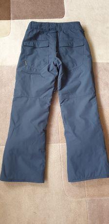 Spodnie narciarskie quiksilver rozm. 12 membrana 10000 jak Nowe