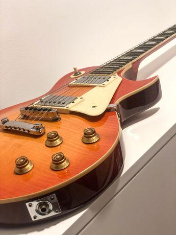 Guitarra Elétrica Les Paul Vintage V100 / Troco por Fender com acerto