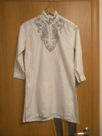 Красивая рубашка с вышивкой на 10-12 лет. Индийский наряд.