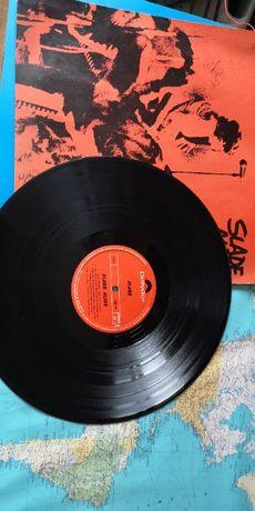 Płyta wynilowa Slade Alive z 1974 roku
