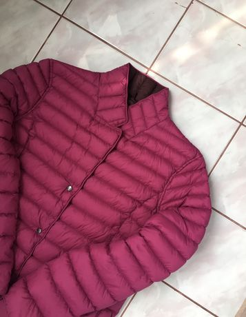Куртка пуховик iq+berlin / пухова куртка /куртка демисезонная