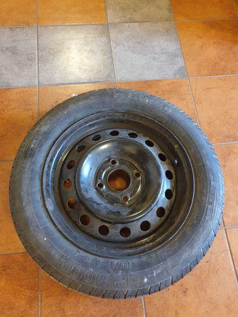 Felga stalowa 15 cali opona koło