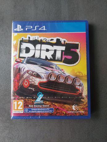 DIRT5 PS4 / PS5 nowa w folii