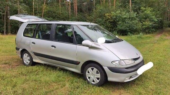 Renault Espace Grand (long) diesel, 2000