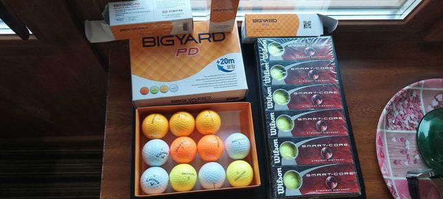 Шарики для гольфа. М'ячі для гольфа
