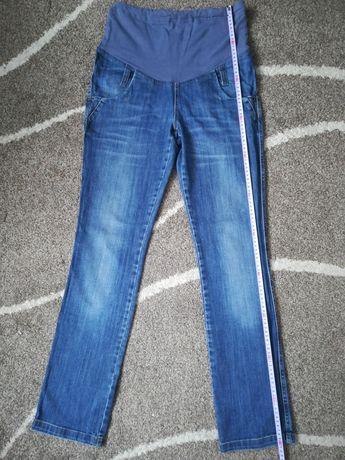 Spodnie dżinsy ciążowe 38 M