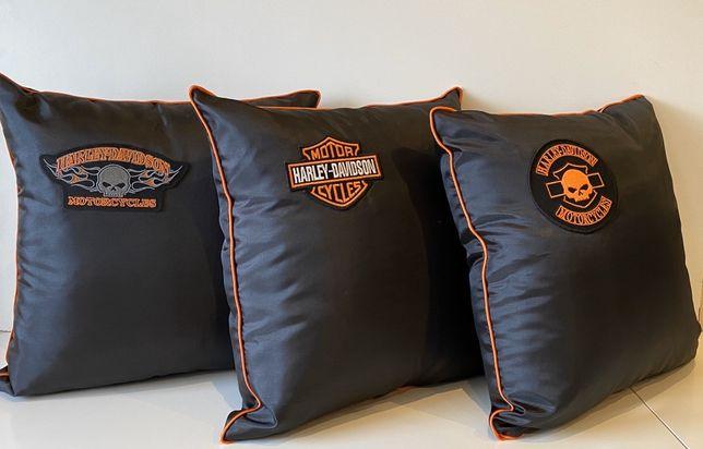 Jasiek poduszka Harley Davidson