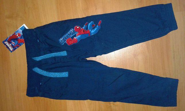 C&a*Spodnie dla chłopca,rozm.92*Spiderman (wysyłka 1 zł)