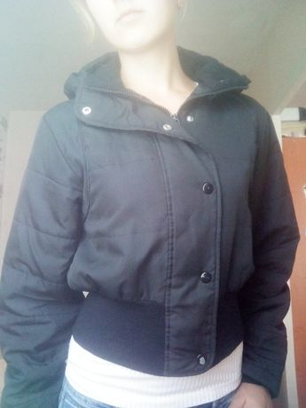 Куртка/короткая куртка, курточка весна, рр40, хс-с