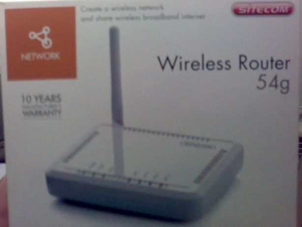 wireless Router ...