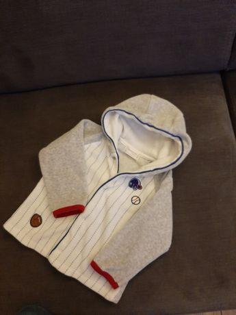 Bluza chłopięca MAYORAL welurowa r. 74