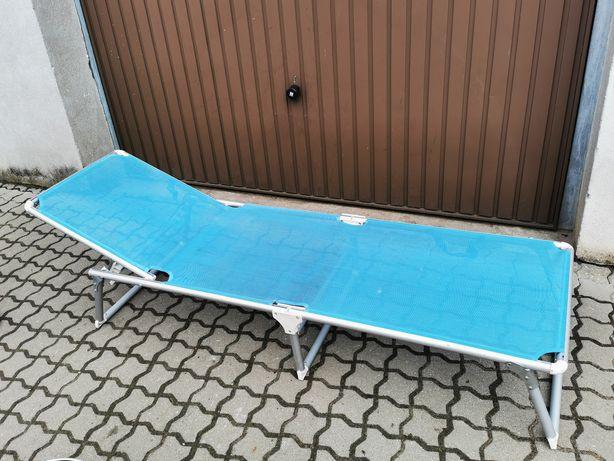 Leżanka ogrodowa łóżko polowe z Niemiec