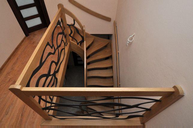 Schody na wymiar. Wyciananie schodów na CNC.