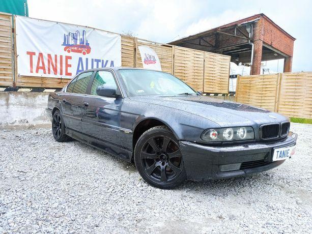 BMW serii 7 // klimatyzacja// alufelgi// skóry// zamiana