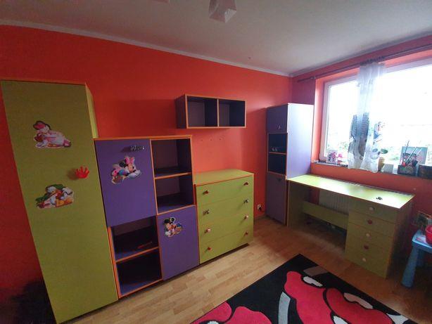 Meble komoda szafa biurko dziecięce