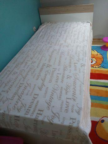 Nowe łóżko tapczan wysuwana szuflada 210x100 Agata meble