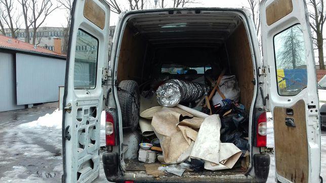 Wywóz odpadów wszystkich