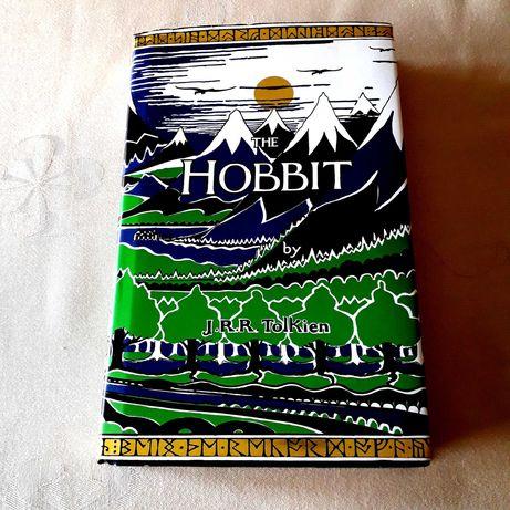 J R R Tolkien - The Hobbit - HarperCollins Edition HB 1995