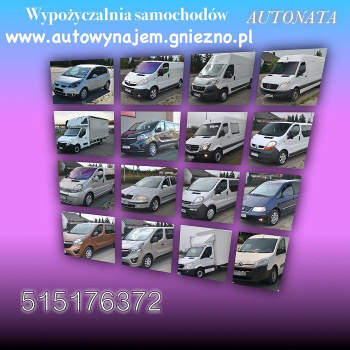wynajem wypożyczenie samochodu wypożyczalnia samochodów busa busów aut Kórnik - image 1