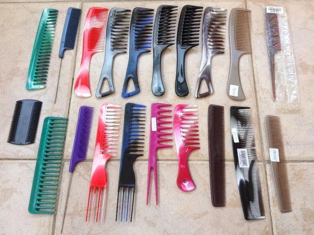 20 pentes cabelo cabeleireiro - novas