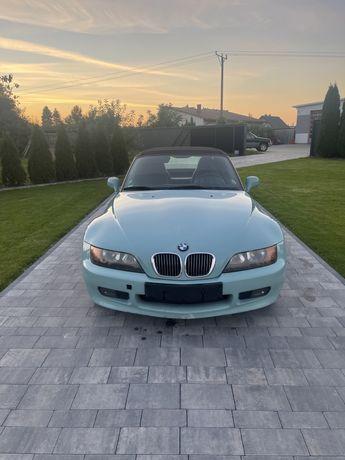 BMW Z3  Cabrio 1997 Rok 1.8 Benzyna