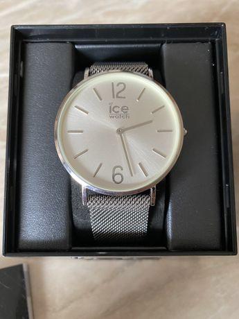 Zegarek srebrny ice watch