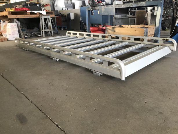 Grade tejadilho em aluminio